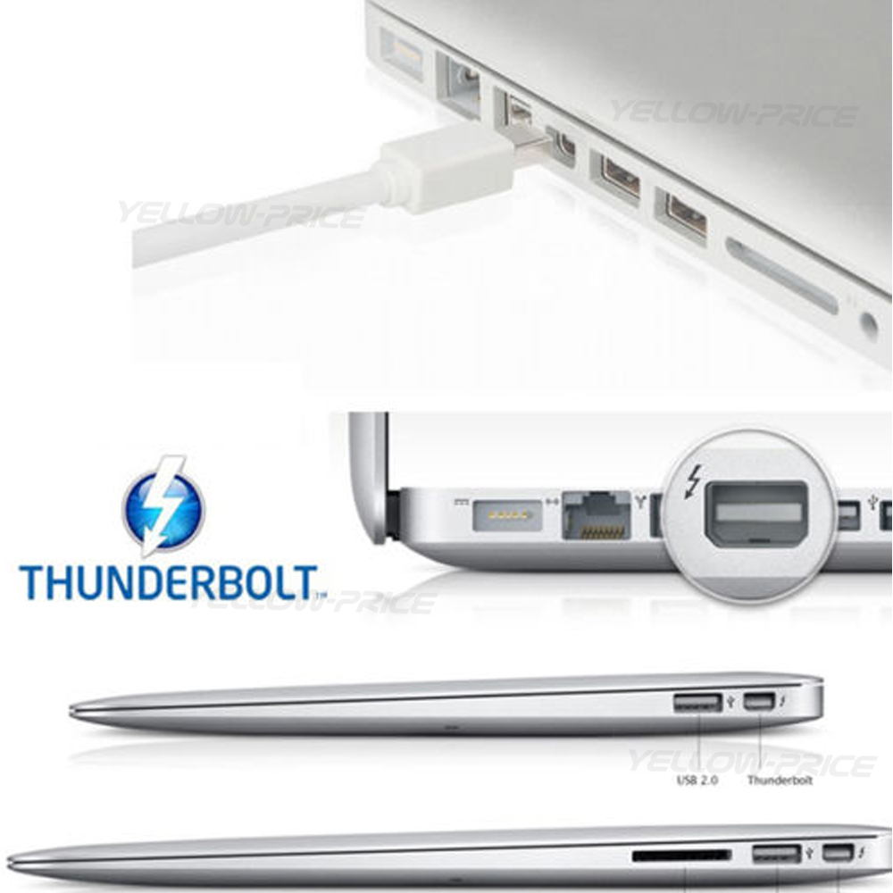 Thunderbolt mini displayport dp to hdmi av converter - Is the thunderbolt port a mini displayport ...