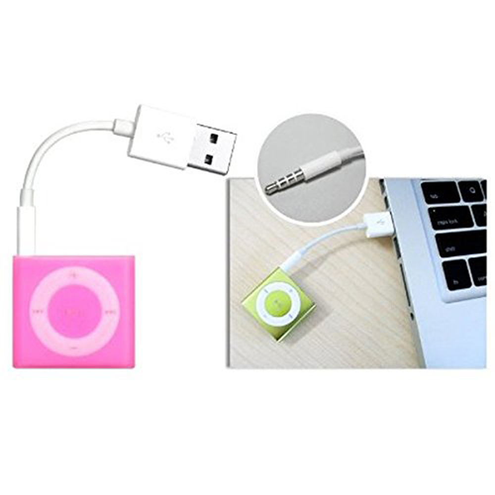 how to tell if ipod shuffle is charging