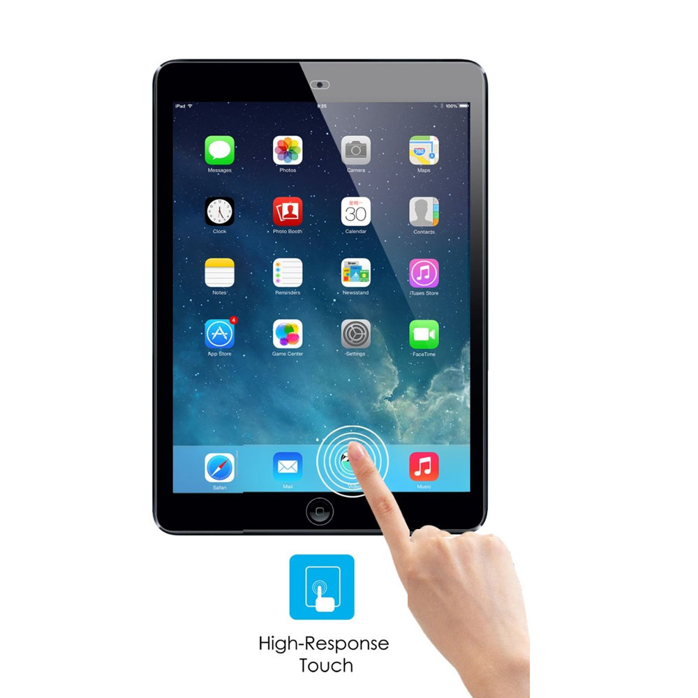 Full Cover HD Front Screen Screen Protector Soft Film For IPad 2//3//4//5//6//Pro 9.7