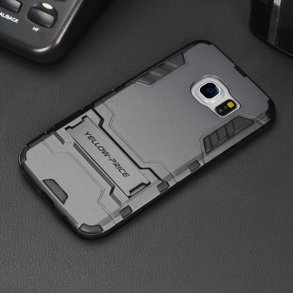 e42343f0b00 Samsung Galaxy S5 Strong Armor Hybrid Case with Stand Kickstand ...
