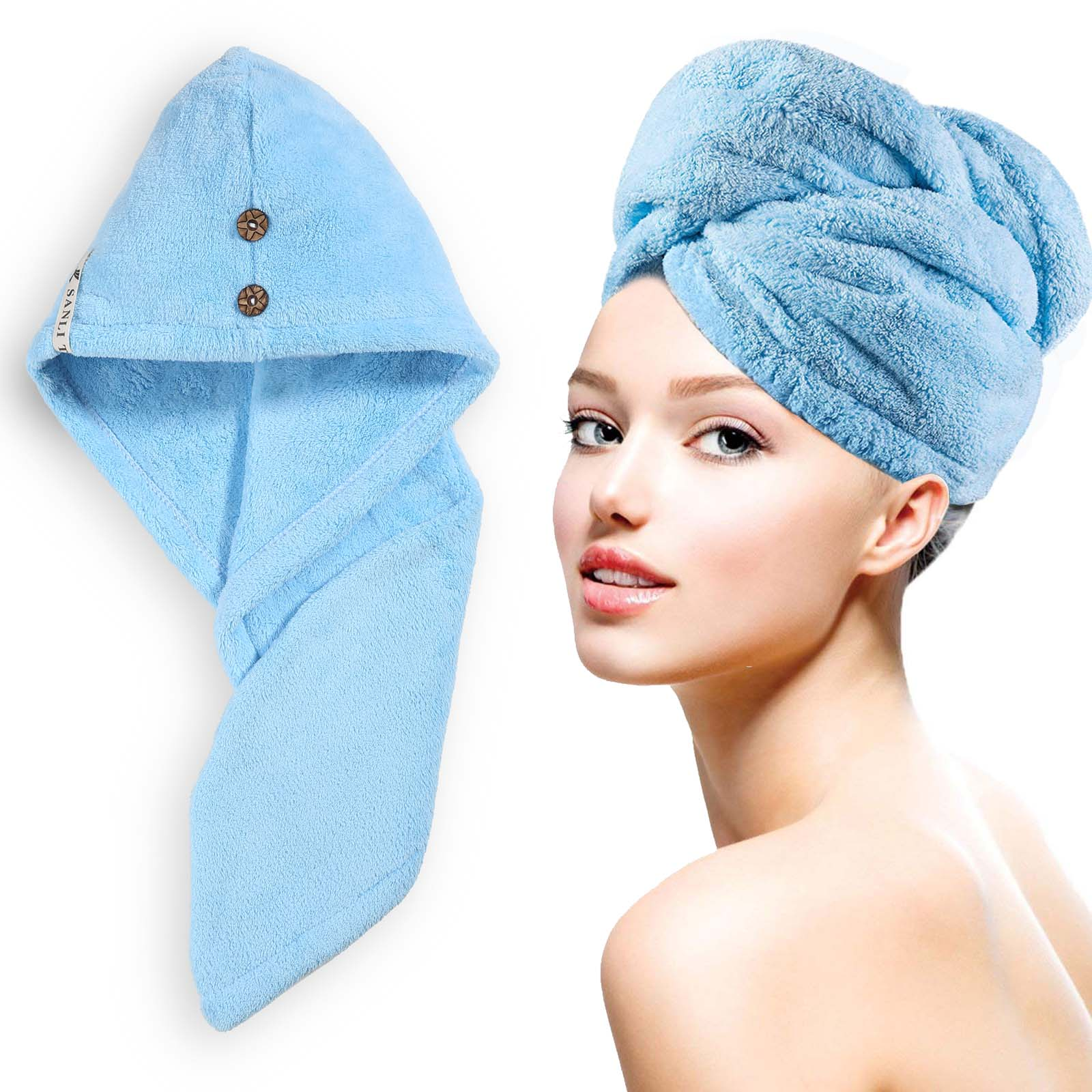 Microfiber Travel Towels Australia: Highly Absorbent Microfiber Large Travel Towel With FREE