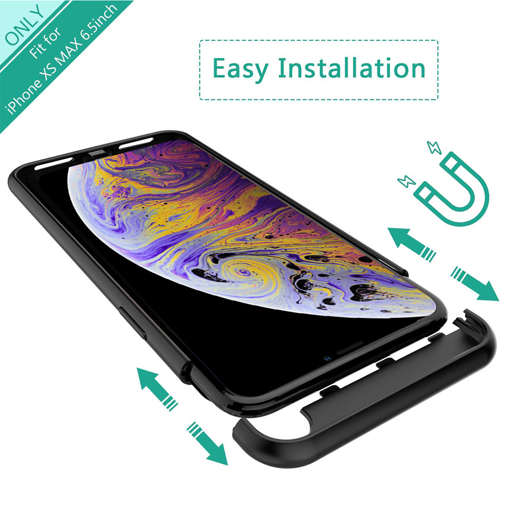 Fast Wireless Charger Case Charging Shockproof Protective